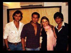 Hrithik + Salman + Shah Rukh = Powerhouse of stardom - Provided by Masala.com