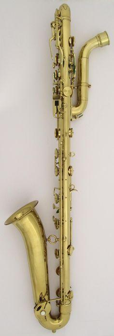 Contrabass clarinet Eb (Orsi)