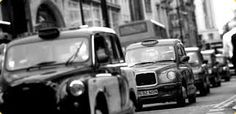 black cabs london for the wedding