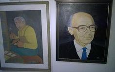 Vôkin, Oil Paintings | Portugal