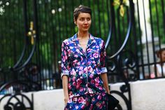Streetstyle: 10 destaques off-catwalk da semana couture de inverno 2014 - Vogue | Alta-costura Paris inverno 2014