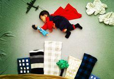 baby boy - Superman