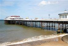 CRM134 Seaside - Pier - promenade - Norfolk Coast - shoot location - production