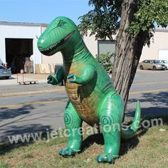 Our X-Large T-Rex is back!!!!!!!!