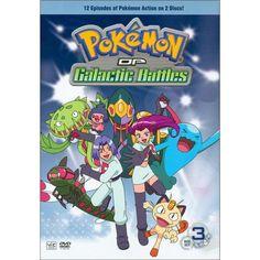 Pokemon DP Galactic Battles, Vols. 5-6 [2 Discs]