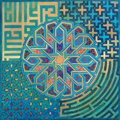 muslim religious art - Bing Images