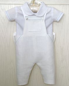 0003949706dc Skyler Baby Christening Blessing Outfit by bloomersandbows on Etsy---my  total fav
