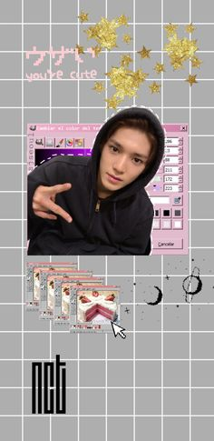 Monet Wallpaper, Park Ji Sung, Nct Taeyong, Jung Woo, Jaehyun, Nct 127, Rapper, Wallpapers, Kpop