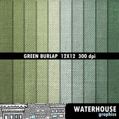 Hey, I found this really awesome Etsy listing at https://www.etsy.com/listing/265861523/digital-paper-pack-green-burlap-instant