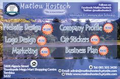 100% Good services on #Website | Company Profile | Marketing | Logo | for more info -  Call: 0815013430