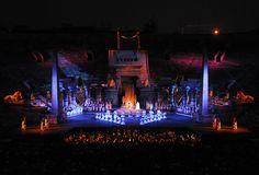 www.arena.it Arena di Verona, Aida. 2008, atto I