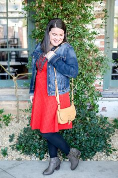 """""""The perfect date night dress AND Valentine's Day dress!"""" - @stillbeingmolly"""