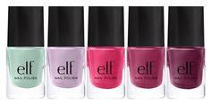 List of 12 Vegan friendly nail polish brands