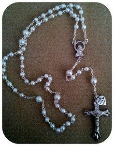 Actual Bead Size Chart Rosary Bracelet Rosary Makers