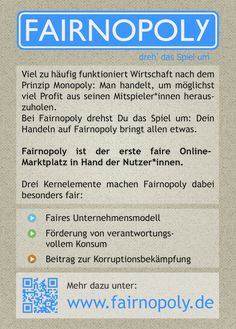 Fairnopoly-Flyer (Rückseite)