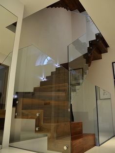 Modern Staircase Design, Pictures, Remodel, Decor and Ideas - page 4