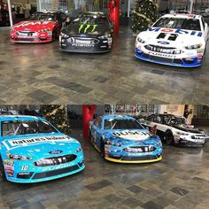 Stewart Haas Racing Ford Cars - Images Begin to Surface https ...