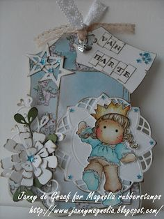 KIng Tilda, You are so special collection, Magnolia stamps