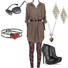 Casual day outfit!