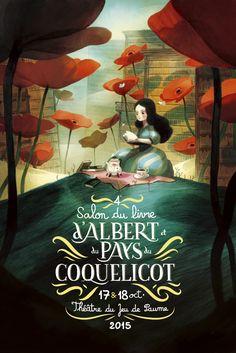 Illustrations - BD - Livre jeunesse - Concept art