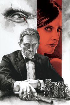 Casino Royale Art