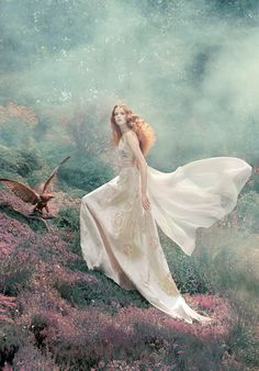 Fantasy by Andrey  & Lili , via Behance  behance.net