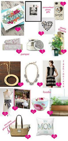 Mother's Day gift ideas   #MothersDay