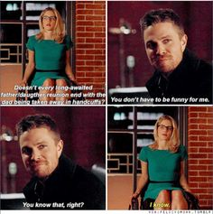 Arrow - Felicity & Oliver #4.13 #Olicity <3