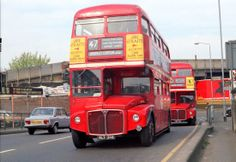 Route 47, London Transport, RM346, WLT346, Lewisham - I drove this route regularly for a couple of years when I transferred into Catford garage from Stockwell in 1981 before going onto he OPO rota.