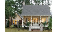 Cottage House Plans 18 Small House Plans Southern Living