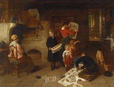Paul Seignac, The Print Seller