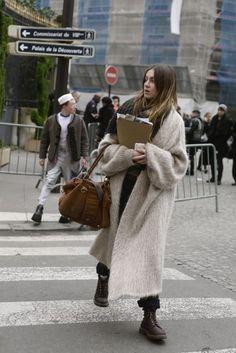 uzun palto