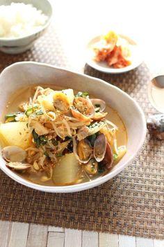 冬瓜たっぷり!!韓国風元気スープ by かすが きょうこ   レシピサイト ...