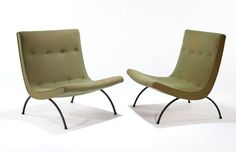 Milo Baughmann (1923-2003) Born In: Goodland, Kansas  One of the most prolific designers of American Modernism the list of companies he designed for beginning in the mid 40's until his death in 2003 seems endless: Calif-Asia, Mode Furniture, Glenn of California, The Inco Company, Pacific Iron, Murray Furniture of Winchendon, Arch Gordon, Design Institute America, Woodard, George Kovacs, Directional, and Henredon. His most well known work was done for Thayer Coggin and Drexel where he…
