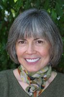 Anne Rice - amazing! She doesn't look scary at all.