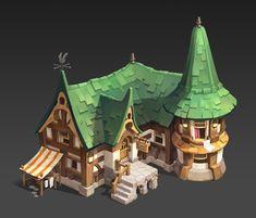 inn, del goni on ArtStation at https://www.artstation.com/artwork/4dVlL