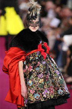 Christian Lacroix Haute Couture Autumn/Winter 2008