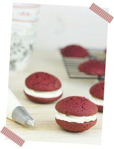 Cupcakes, Whoopie Pies, Red Velvet, Muffins, Breakfast, Desserts, Food, Crack Cake, Cookies