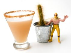 This margarita is super tart and fresh, with the slightly earthy notes of tamarind and cinnamon coming through. Use a good 100% agave tequila, blanco or reposado. The spice of the tequila echoes beautifully though this cocktail, and a little Cointreau adds a hint of orangey sweetness.