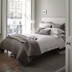 Richmond Bed Linen Collection | The White Company