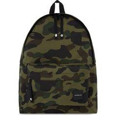 A BATHING APE Camo print Cordura® backpack