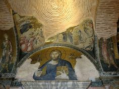 #Chora church#Kariye Müzesi #Turkey