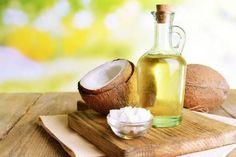 Enjuague de aceite de coco
