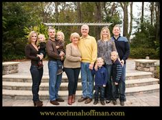 © Corinna Hoffman Photography - www.corinnahoffman.com - Family Portrait Session - Jacksonville, Florida - Family Photographer