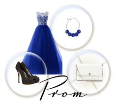 """""""prom"""" by elmat ❤ liked on Polyvore featuring Dolce&Gabbana and Valextra"""