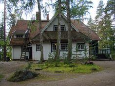 Ainola, the home of Jean Sibelius, Finland