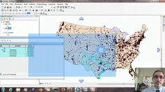 Intro to spatial queries in ArcMap