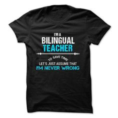 Love being A BILINGUAL TEACHER T Shirts, Hoodies. Get it here ==► https://www.sunfrog.com/No-Category/Love-being--BILINGUAL-TEACHER.html?57074 $21.99