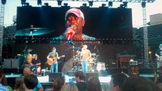 Hootie and the Blowfish concert Daniel Island, SC taken by ISH