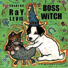 Shaking Ray Levis - Boss Witch